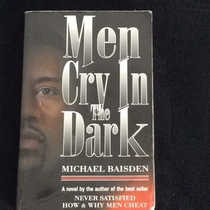 Michael Baisden hard back book